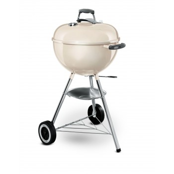 BARBECUE WEBER ORIGINAL KETTLE 47 cm IVORY WHITE