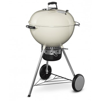 BARBECUE WEBER MASTER-TOUCH 57 cm IVORY WHITE GBS