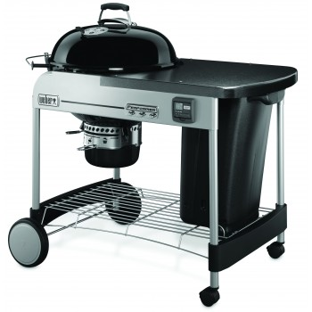 BARBECUE WEBER PERFORMER PREMIUM GBS 57cm BLACK + HOUSSE