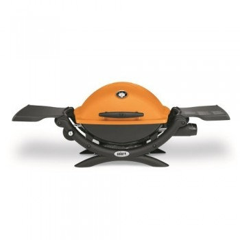 BARBECUE WEBER Q1200  ORANGE