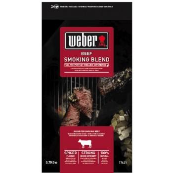 BOIS DE FUMAGE SPÉCIAL BŒUF WEBER
