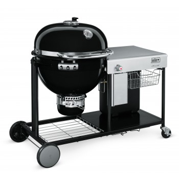 SUMMIT CHARCOAL GRILL BLACK