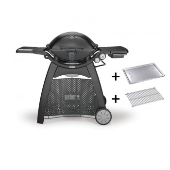 BARBECUE WEBER Q3000 BLACK