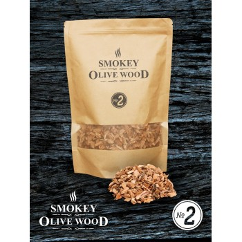 SOW Smokey Olive Wood Petits Copeaux Nº2