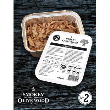 SOW Smokey Olive Wood Fumoir EZ Nº2