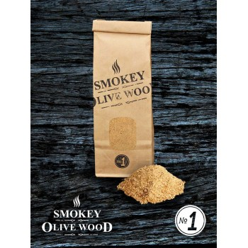 SOW Smokey Olive Wood Échantillon Nº1
