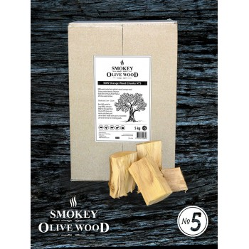 SOW Morceaux de bois d'Oranger Nº5