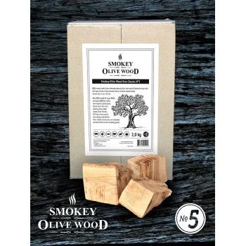 SOW Smokey Olive Wood Morceaux Nº5