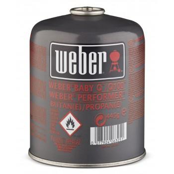 BOUTEILLE DE GAZ WEBER PETIT FORMAT (445GR)