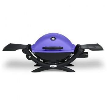 BARBECUE WEBER Q1200  PURPLE